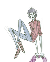 Marshall Lee by SucroseFiction