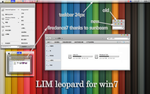 LIM leopard for win7 update by bingxuemei
