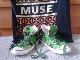 Muse Absolution Shoes by little-demons