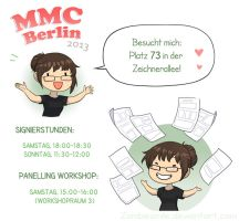 MMC Berlin by Zombiesmile