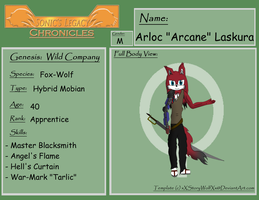 Wild Company Arloc by Frozenvolf