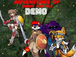 Adventures of MikeyTheFox Demo by MikeyTheFox