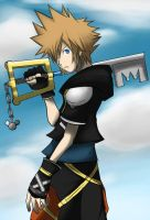 SORA means SKY by amadhieus