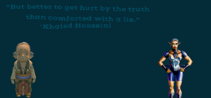 Better to get Hurt by the Truth by scriptureofthescribe