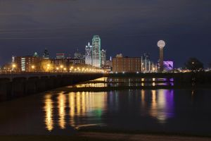 Dallas City Nights by Geistson