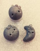 Moon Charms by RavenEnergy