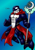 Cardinal Orca by 6WingDragon