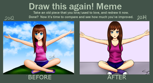 Draw this again 8 by Suna004