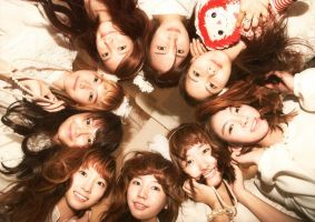 Girls Generation Wallpaper by xshawolviVIPx
