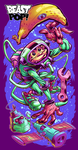 SPACEMONKEY colors by pop-monkey