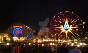 Disney California by EileenOnYou