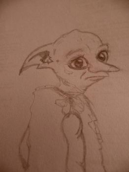 Dobby by mgouridat