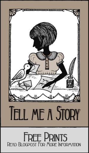 Tell me a Story - Poster 3