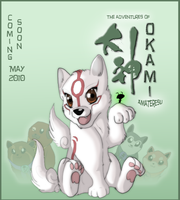 The Adventures Of Amaterasu by Kitchiki