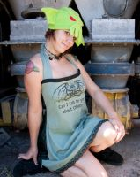 Cute Cthulhu Girl Hat Dress by HatcoreHats