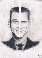 Jim Carrey by mattdez