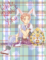 Yaku In Wonderland by SpigaRose