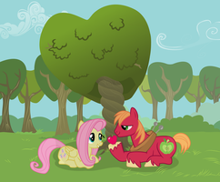 Love is Like a Hurricane and I am a Tree by Capt-Nemo