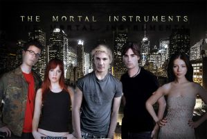 Mortal Instruments Cast draft by bluesthour