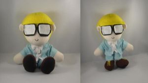 Earthbound Jeff plush request by pandari