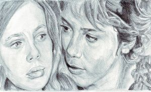 Peter and Wendy the improved version by ClairBlueArt