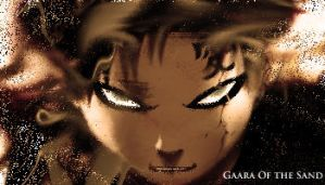 Gaara of the Sand, A Sig by Kwbmm