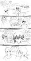APH line up Random Comics -Torn by randomsketchez