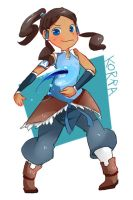 Legend of Korra by SallysTale