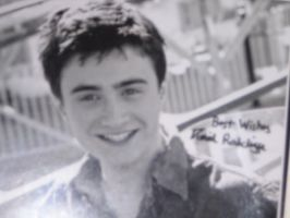 Daniel Radcliffe by TussenSessan