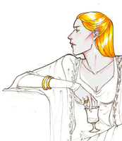 Cersei by hedgehog-in-snow
