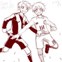 APH? Fifa World Cup ENG vs USA by KoujiT