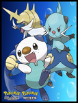 Oshawott Poster by Skylight1989