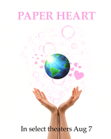 Paper Heart Poster by ManifestedSoul