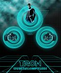TRON Poster by AviiAhmed