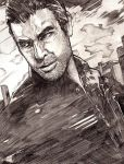"""Heroes S3 """"Villains"""" Sylar by ncajayon"""