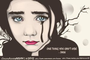 PAIN by tayali013