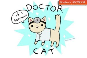 Doctor Cat by FuaniChan