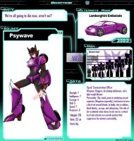 Psywave's ID-Card by Fourth-Goddess