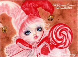 Sweet Candy by Katerina-Art