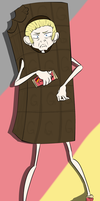 APH - German Chocolate by oukiee