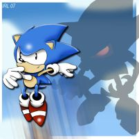 Sonic CD: Jump Into It by Segavenom