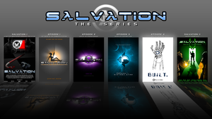 Salvation The Series Teaser Poster Wallpaper by EspionageDB7