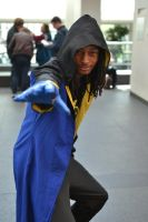 Static Shock by JHussey92