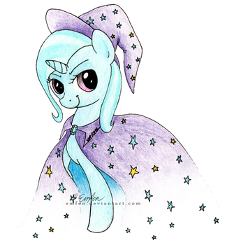 [Request] Great and Powerful Trixie by Emfen