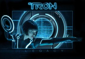 Tron 1 by KyJoMedia