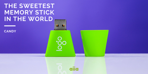 Flash drive CANDY by aiia promo gifts by aiia-promo-products