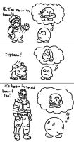 Kirby Comics 1 by Tailsvader
