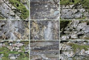 I.F. Rock Textures by Tasastock