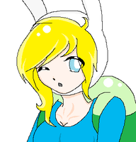 Fionna by The-Human-Girl