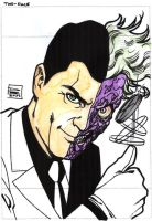 Two Face by Daniel Brandao by DanielBrandao
